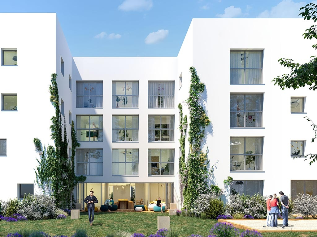 Programme immobilier neuf Link