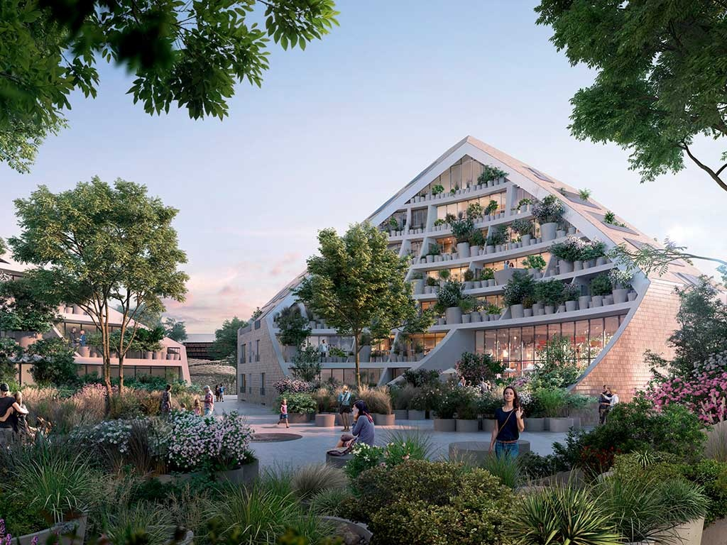 Programme immobilier neuf Green Valley